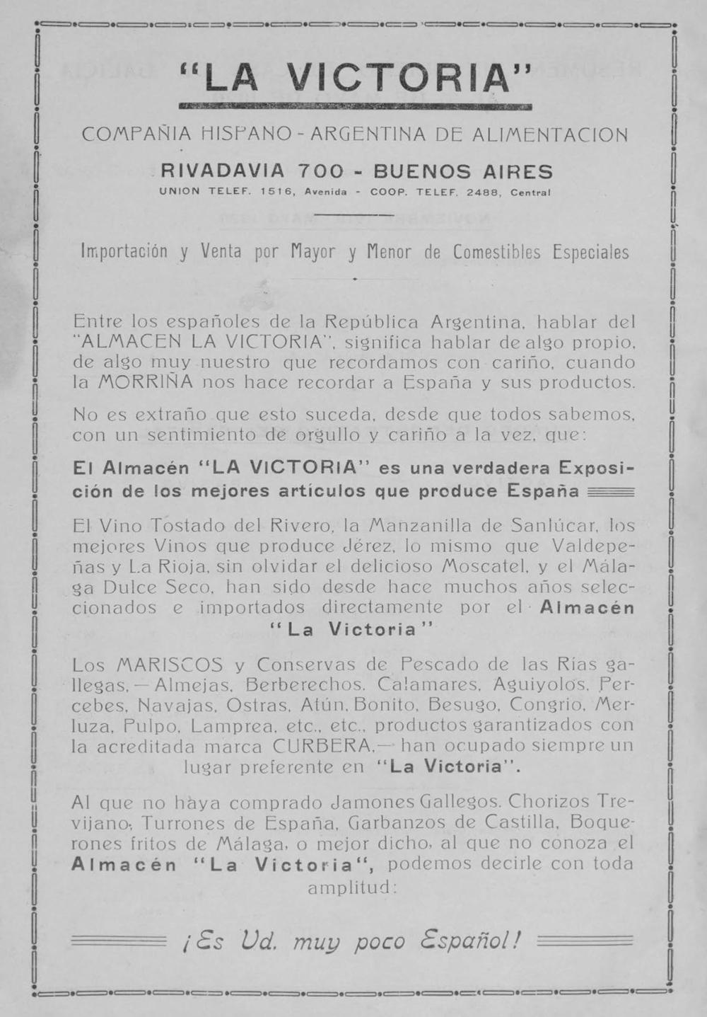 1920.06AccionGallega.LaVictoriana