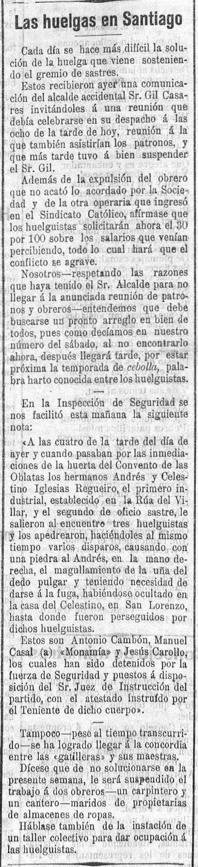 1920.07.05 El Compostelano